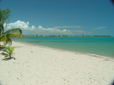 Placencia Village Beach