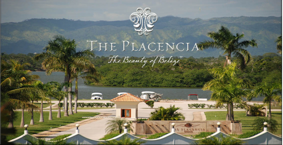 The Placencia Residences Entrance